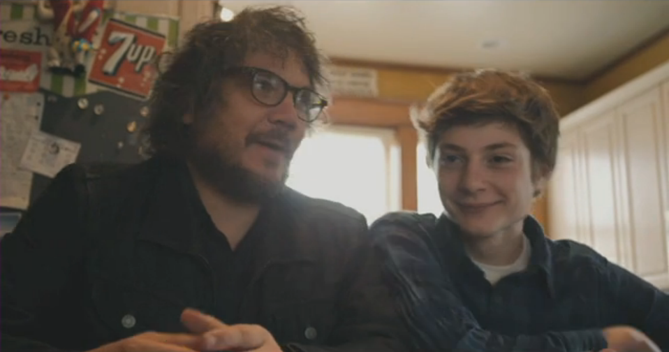 Jeff Tweedy, Rituals + Christopher Storer + Brian Gannon at the Whitehouse Post in Chicago