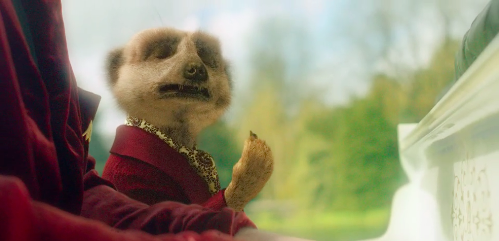 Compare the Market, Meerkat Duet — Alaster Jordan at the Whitehouse Post in London
