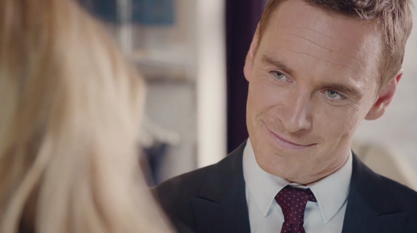 The Counselor —Johnny Hardstaff at RSA + John Smith at the Whitehouse Post in London - fassbender