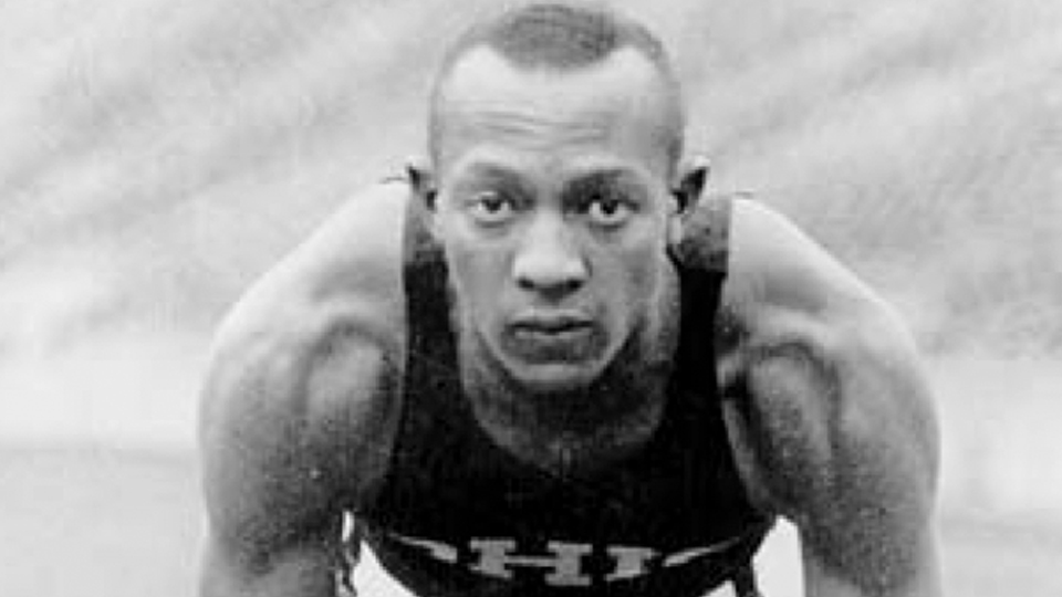Jesse Owens, Race—Stephen Hopkins + John Smith at the Whitehouse Post in London, New York